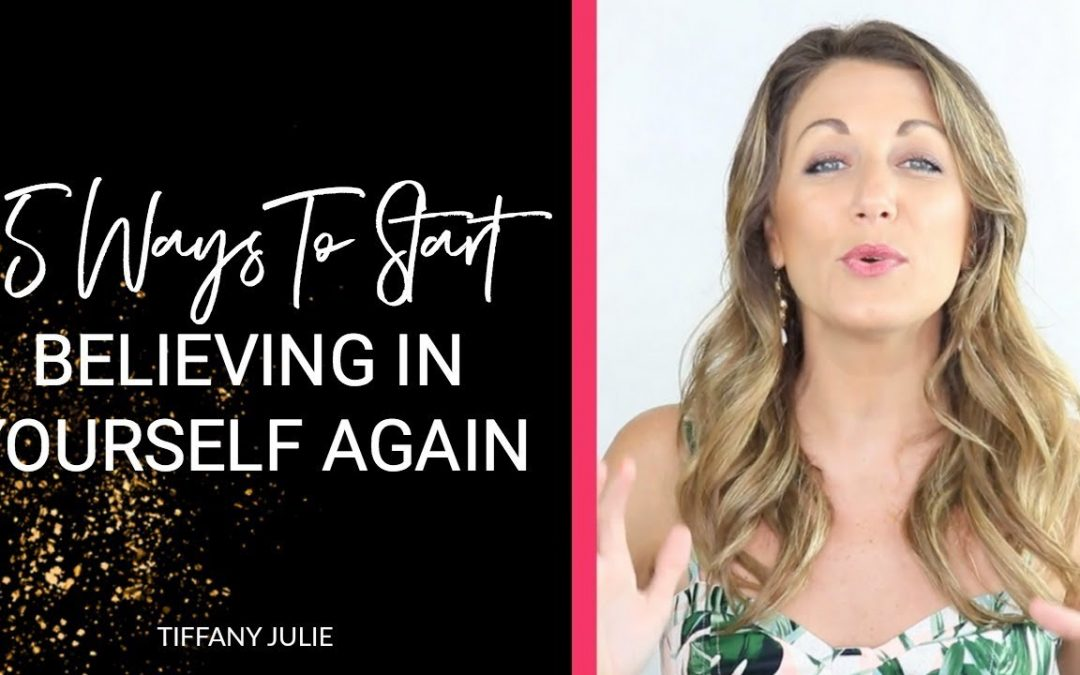 How to believe in yourself when you feel defeated and ready to quit