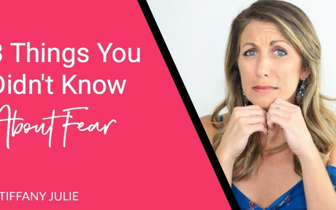 3 Things You Didn't Know About Fear